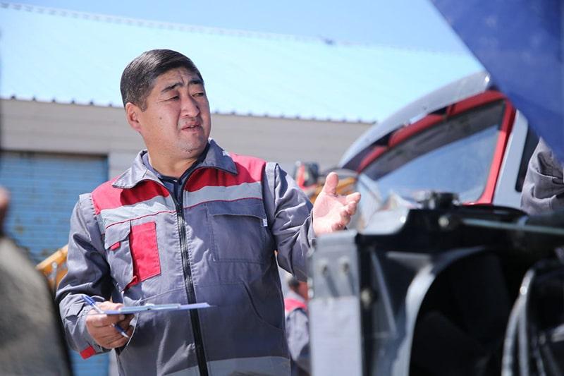 работники СЭЗ кыргызстан